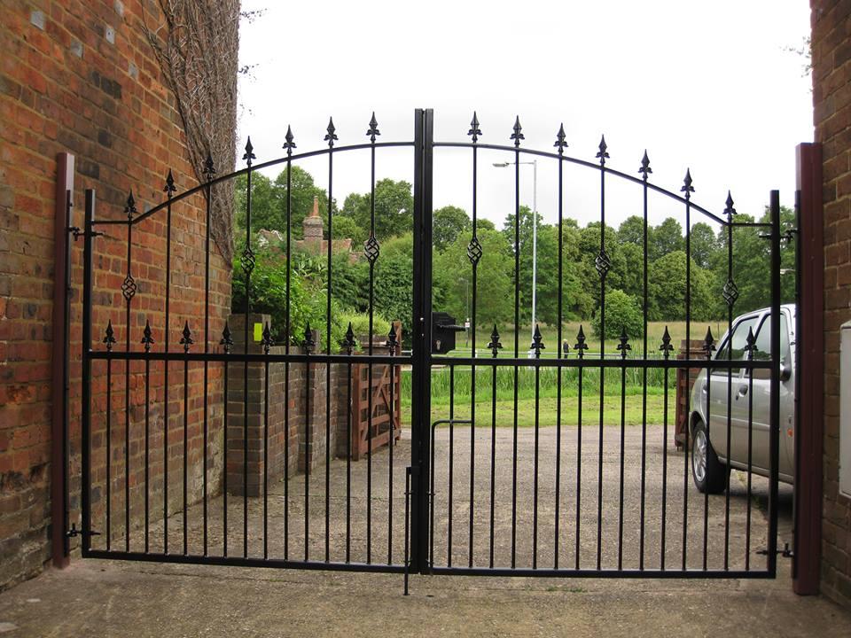 Big Iron Gate