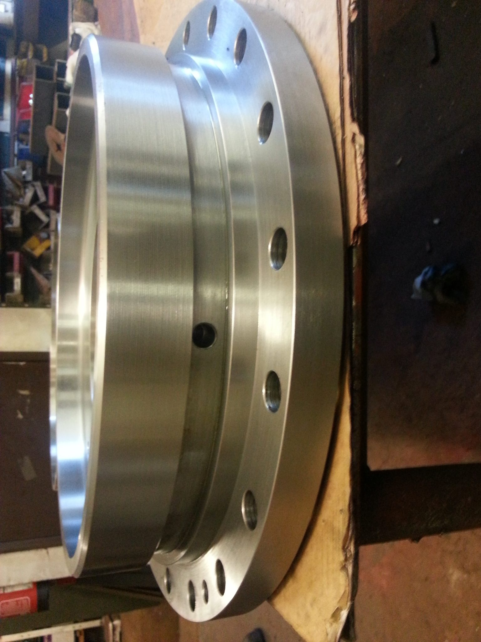 Big Stainless Profile