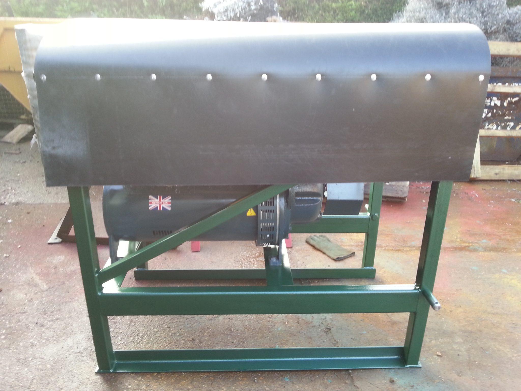 Generator Steel Frame