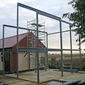 Large Metal Fabrication