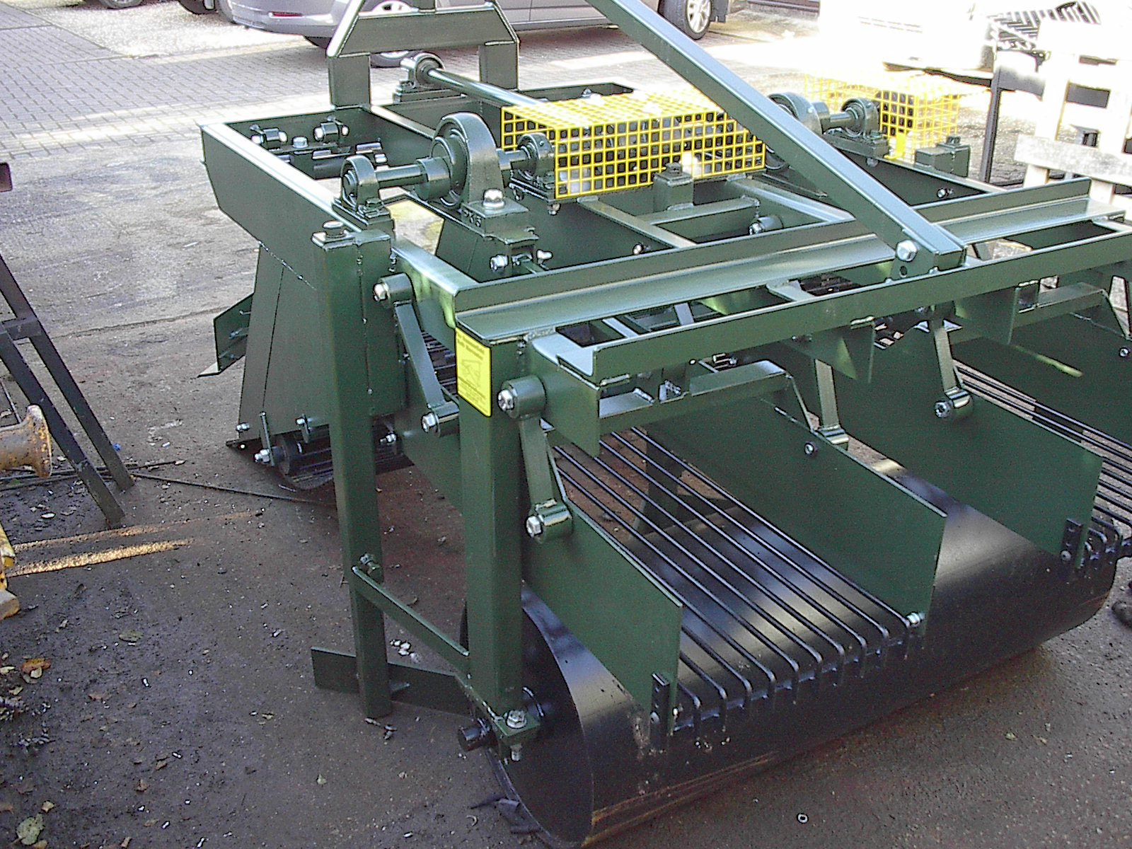 Two Rows Bulb Lifter
