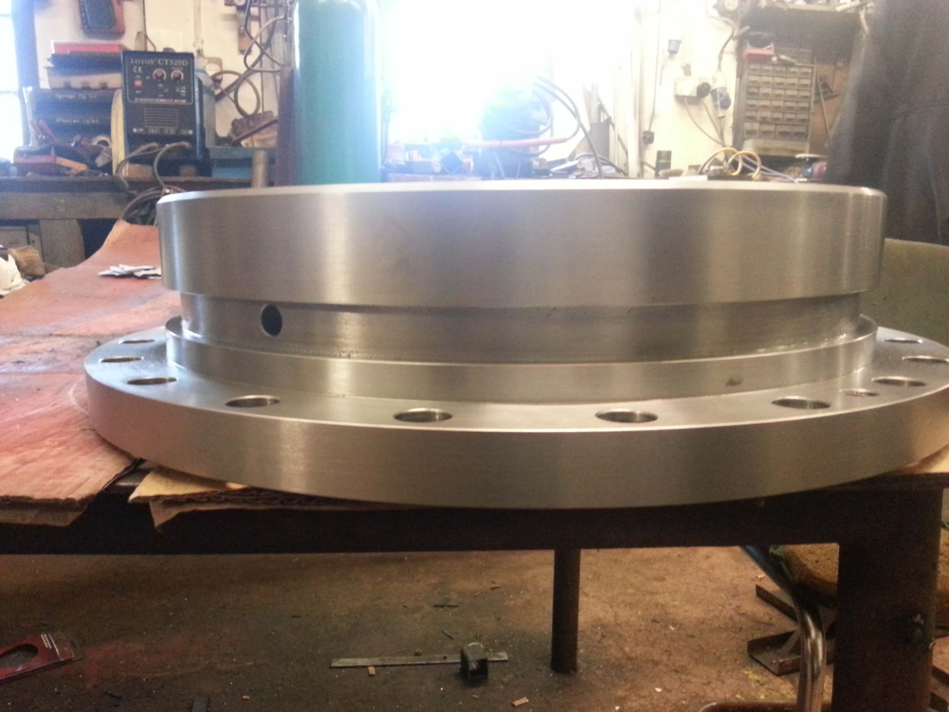 Stainless Turning