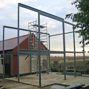 Large Metal Fabrication